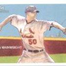 2010 Topps National Chicle #102 Adam Wainwright - St. Louis Cardinals (Baseball Cards)