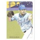 2010 Topps National Chicle #20 David DeJesus - Kansas City Royals (Baseball Cards)
