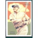 2010 Topps National Chicle #231 Honus Wagner - Pittsburgh Pirates (Baseball Cards)