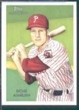 2010 Topps National Chicle #251 Richie Ashburn - Philadelphia Phillies (Baseball Cards)