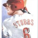 2010 Topps National Chicle #260 Drew Stubbs RC - Cincinnati Reds (RC - Rookie Card)(Baseball Cards)