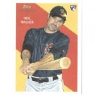 2010 Topps National Chicle #265 Neil Walker (RC) - Pittsburgh Pirates (RC - Rookie Card)(Baseball Ca