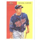 2010 Topps National Chicle #30 Michael Cuddyer - Minnesota Twins (Baseball Cards)