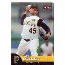 2007 Fleer #88 Ian Snell (Pirates)(Baseball Cards)