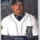 2003 Upper Deck First Pitch #111 Juan Acevedo - Detroit Tigers (Baseball Cards)