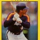 1991 Fleer #519 Glenn Wilson