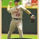 2006 Topps #228 David Eckstein - St. Louis Cardinals (Baseball Cards)