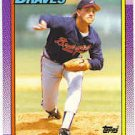 1990 Topps #771 Pete Smith - Atlanta Braves (Baseball Cards)