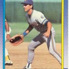 1990 Topps #214 Terry Francona - Milwaukee Brewers (Baseball Cards)