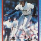 1990 Topps #495 Lee Smith - Boston Red Sox (Baseball Cards)