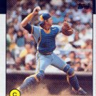 1986 Topps #137 Charlie Moore - Milwaukee Brewers (Baseball Cards)