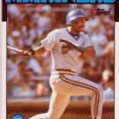 1986 Topps #440 Alvin Davis - Seattle Mariners (Baseball Cards)