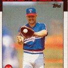1986 Topps #535 Toby Harrah