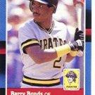 1988 Donruss #326 Barry Bonds