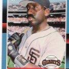 1988 Donruss #327 Jeffrey Leonard