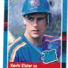 1988 Donruss #37 Kevin Elster RR RC