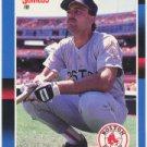 1988 Donruss #544 Spike Owen