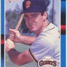 1988 Donruss #638 Bob Melvin
