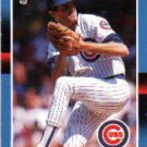 1988 Donruss #646 Scott Sanderson