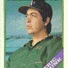 1988 Topps #173 Eric Plunk ( Baseball Cards )