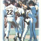 1988 Topps #261 Giants ( Baseball Cards )