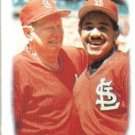 1988 Topps #351 Cardinals TL ( Baseball Cards )