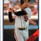 1988 Topps #602 Mike Aldrete ( Baseball Cards )