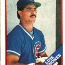 1988 Topps #667 Luis Quinones ( Baseball Cards )