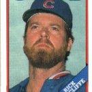 1988 Topps #740 Rick Sutcliffe ( Baseball Cards )