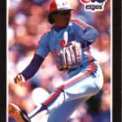 1989 Donruss #248 Pascual Perez - Montreal Expos (Baseball Cards)