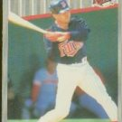 1989 Fleer #120 Steve Lombardozzi