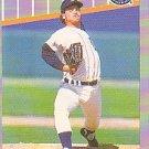 1989 Fleer #145 Steve Searcy