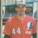 1989 Fleer #372 Tim Burke ( Baseball Cards )