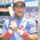 1989 Fleer #376 Andres Galarraga ( Baseball Cards )