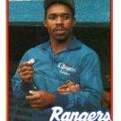 1989 Topps #183 Oddibe McDowell