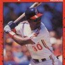 1990 Donruss #114 Joe Carter