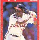1990 Donruss #138 Jerry Browne