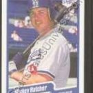 1990 Fleer #398 Mickey Hatcher ( Baseball Cards )