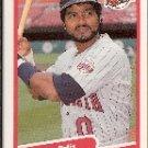 1990 Fleer Update #108 Junior Ortiz