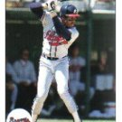 1990 Upper Deck #212 Andres Thomas