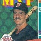 1991 Donruss #398 Brian Harper
