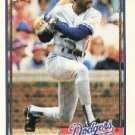 1991 Topps #226 Alfredo Griffin ( Baseball Cards )