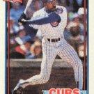 1991 Topps #640 Andre Dawson