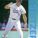 1992 Fleer #168 Kevin Seitzer ( Baseball Cards )