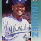 1992 Fleer #183 Jaime Navarro ( Baseball Cards )