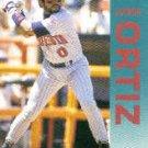 1992 Fleer #215 Junior Ortiz ( Baseball Cards )