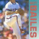 1992 Fleer #53 Scott Bailes ( Baseball Cards )