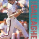 1992 Fleer #59 Dave Gallagher ( Baseball Cards )