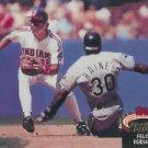 1992 Stadium Club #102 Felix Fermin ( Baseball Cards )