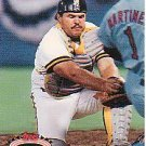 1992 Stadium Club #216 Mike LaValliere ( Baseball Cards )